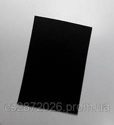 Фетр 3 мм., цвет - черный.