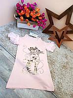 Туника-платье для девочки 6-16 лет Оптом и в розницу Турция  Little star, фото 1