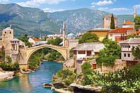 Пазлы Босния и Герцеговина, 1000 элементов Castorland С-102495