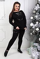 Стильный женский костюм 46-50р., фото 1