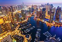 Пазлы Дубай ночью, 1000 элементов Castorland С-103256