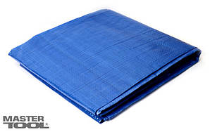 MasterTool Тент синий 65г/1м2 тент, Арт.: 79-9508