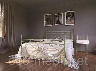 Двоспальне ліжко Віченца Метал Дизайн