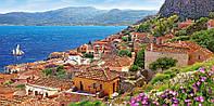Пазли Греція, 4000 елементів Castorland З-400140