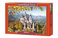 Пазлы Замок Neuschwanstein, Германия 3000 элементов Castorland