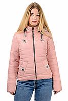 Красивая молодежная куртка женская в 4х цветах 01.198