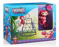 Fingerlings Monkey Jungle Gum | Обезьянка Fingerlings Игровая площадка