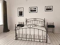 Двоспальне ліжко Тоскана Метал Дизайн