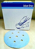 Абразивный диск SIA Blue Line Siadrive - P600, D150, 7 отверстий.