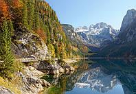 Пазли Гірське озеро в Австрії, 2000 елементів Castorland З-200368