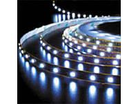 Светодиодная лента Luxel влагостойкая 3528-30-65WH 24W 5 метров (Цвет: Белый теплый)