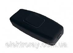 Выключатель для бра Luxel черный