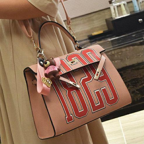 Женская сумка из кожзама