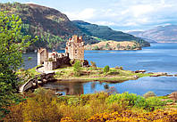 """Пазли Замок """"Eilean Donan"""", Шотландія, 2000 елементів Castorland З-200016"""