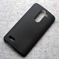 Чехол для LG L Bello D331 D335 black
