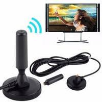 Комнатная антенна для телевизора Sonar DAT-01 DVB-T/T2 Black для TV T2