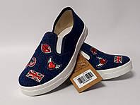 e7508367aca7 Обувь для девочек Текстиль Вика3 Размер 33 Джинс 60-681(33) Waldi Украина