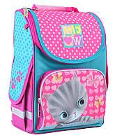 Каркасный рюкзак для девочки H-11 Cat