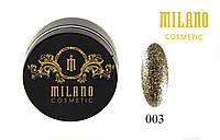 Гель для ногтей Milano Diamond № 03