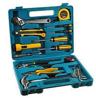 Набор ручных инструментов для мелкого ремонта из 21 предмета