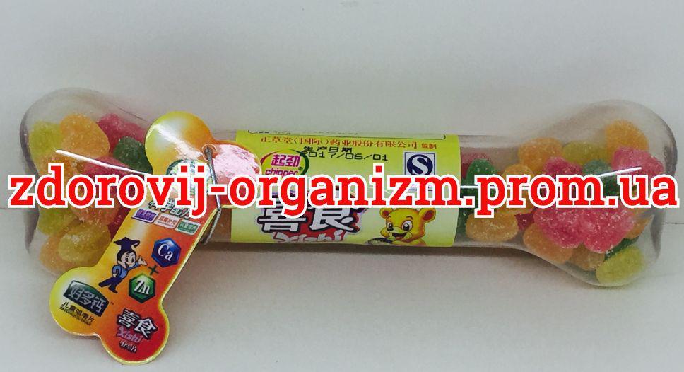 Детские витамины Кальций и Цинк - детские конфеты Вековой Восток  - Вековой Восток в Киевской области