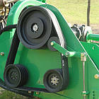 Измельчитель  для садов и виноградников с  2-мя  роторами G2 150-180  (GEO, Италия), фото 3