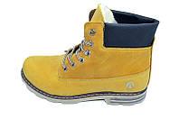 Ботинки зимние на меху подростковые Anser T1 Foxy