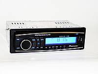 Автомагнитола Pioneer 1180 Съемная панель Usb+Sd+Fm+Aux
