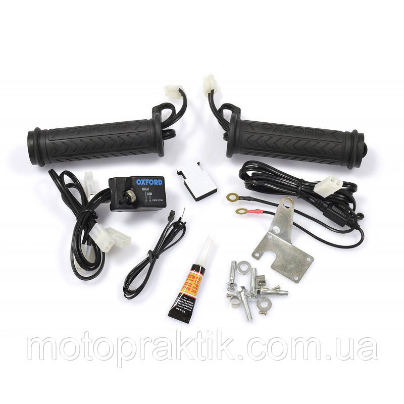 Oxford HotGrips Essential ATV, Ручки с подоргревом