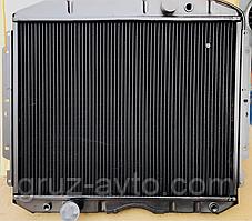 Радиатор водяного охлаждения основной ГАЗ-3307 3-х рядный / Иран.