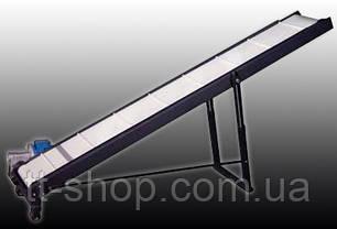 Ленточный конвейер длинной 8 м, ширина ленты 1000 мм, фото 2