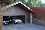 Оптимальная ширина и высота для гаражных ворот на две машины, подбираем размеры