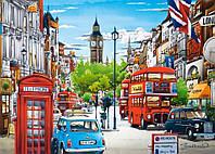 Пазлы Лондон, 1500 элементов Castorland С-151271