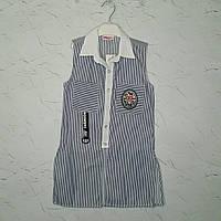 Рубашка для девочки 11 лет, Блузка на девочку в розницу