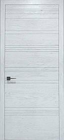 Межкомнатные двери шпон Модель U013
