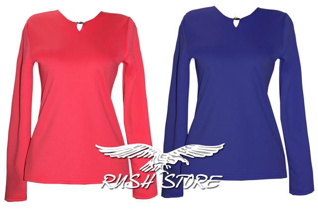 Женская блузка демисезонная