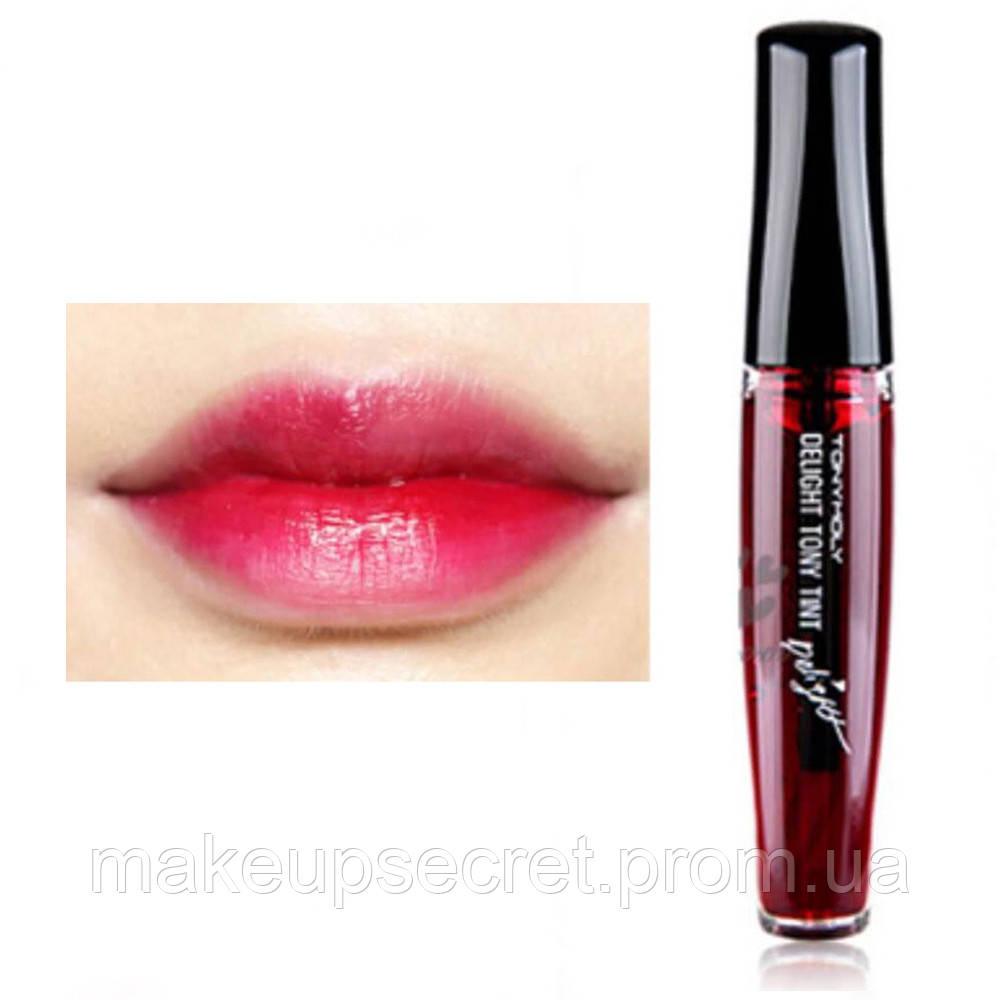 Tony Moly Delight Tint New 01cherry Pink Daftar Update Harga Lip 01 Cherry