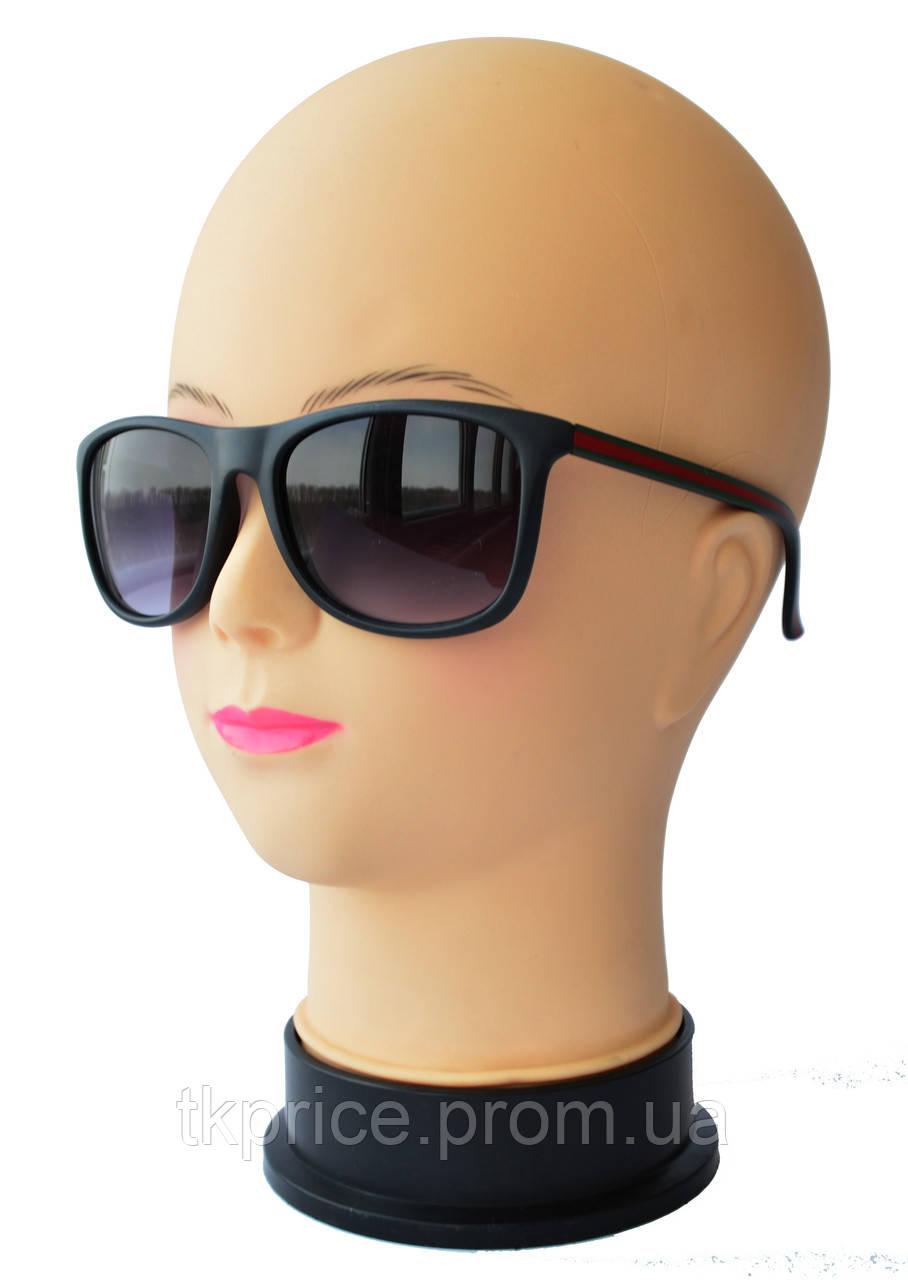 Солнцезащитные очки унисекс матовые 201