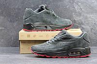 Стильные кроссовки Nike Airmax 87, мужские, серые