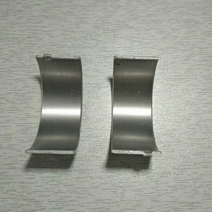 Вкладыши шатуна ремонтные 0,5 мм (178F), фото 2