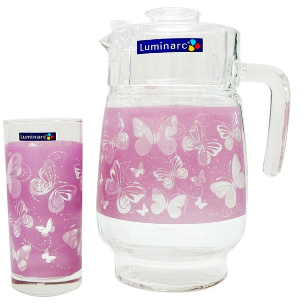 Набір питної Luminarc MURIEL AMSTERDAM 7 приладів
