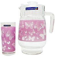 Набор питьевой Luminarc MURIEL AMSTERDAM 7 приборов