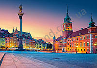 Пазлы Замковая площадь, Варшава, 500 элементов Castorland В-52486
