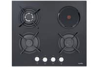 Варочная панель комбинированная Ventolux HSF631-B3G T (BK)