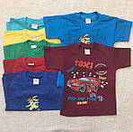 Турецкие детские футболки для мальчиков, фото 2