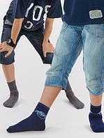 Детские хлопчатобумажные носки для мальчиков