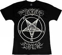 Футболка Satan Crew (пентаграмма), Размер XXL
