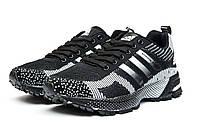 Кроссовки женские Adidas  Marathon TR 21, черные 11722