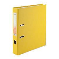 Папка-реєстратор Delta 5 см, жовта D1714-08C
