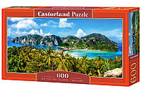 Пазлы '' Тайланд '' Castorland 600 элементов